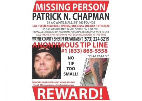 Missing Person (Please Help)