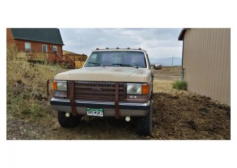 3/4 TON TRUCK FOR SALE