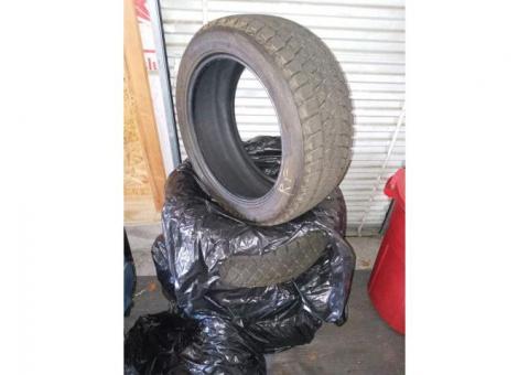 Bridgestone Blizzak Ws80 235/50r18 101 Winter Tires
